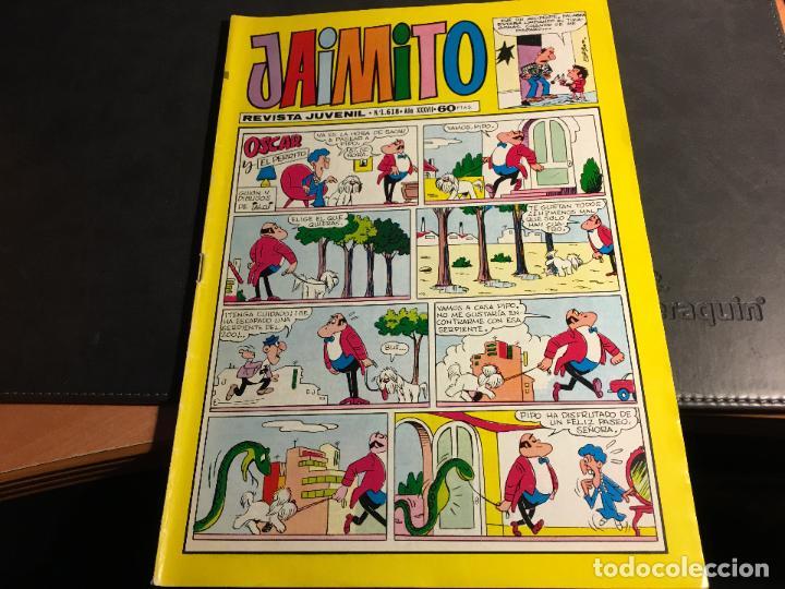 Tebeos: JAIMITO LOTE 67 EJEMPLARES DE LOS ULTIMOS (ORIGINALES VALENCIANA) MUY BUEN ESTADO (COIB122) - Foto 16 - 65798122