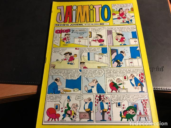 Tebeos: JAIMITO LOTE 67 EJEMPLARES DE LOS ULTIMOS (ORIGINALES VALENCIANA) MUY BUEN ESTADO (COIB122) - Foto 19 - 65798122