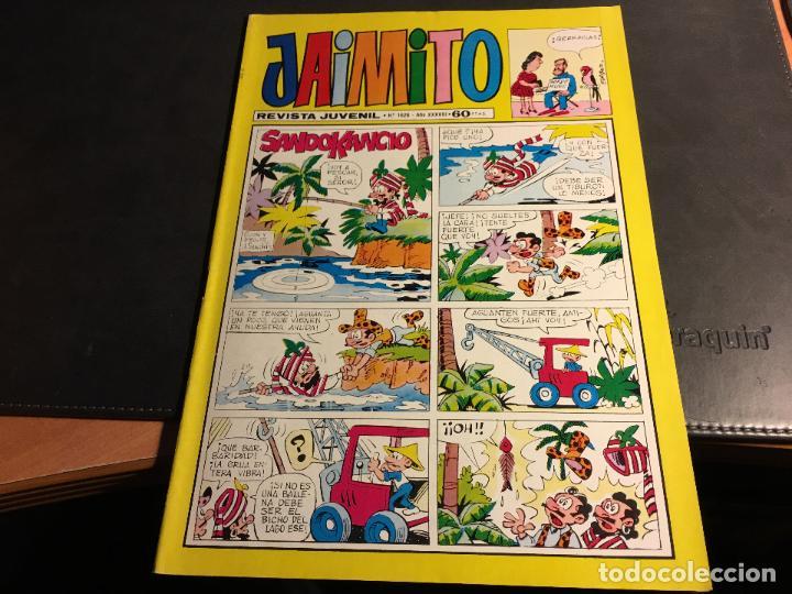 Tebeos: JAIMITO LOTE 67 EJEMPLARES DE LOS ULTIMOS (ORIGINALES VALENCIANA) MUY BUEN ESTADO (COIB122) - Foto 24 - 65798122