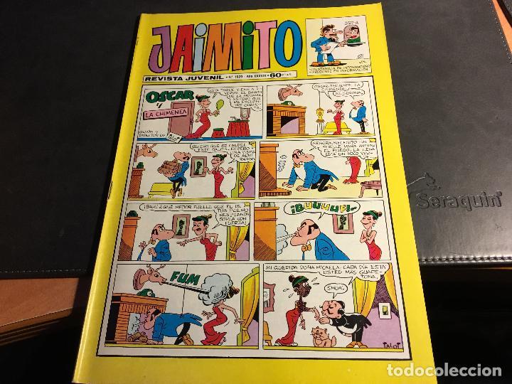 Tebeos: JAIMITO LOTE 67 EJEMPLARES DE LOS ULTIMOS (ORIGINALES VALENCIANA) MUY BUEN ESTADO (COIB122) - Foto 27 - 65798122
