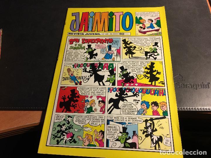 Tebeos: JAIMITO LOTE 67 EJEMPLARES DE LOS ULTIMOS (ORIGINALES VALENCIANA) MUY BUEN ESTADO (COIB122) - Foto 32 - 65798122
