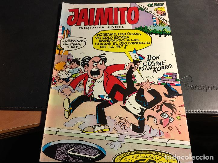 Tebeos: JAIMITO LOTE 67 EJEMPLARES DE LOS ULTIMOS (ORIGINALES VALENCIANA) MUY BUEN ESTADO (COIB122) - Foto 35 - 65798122