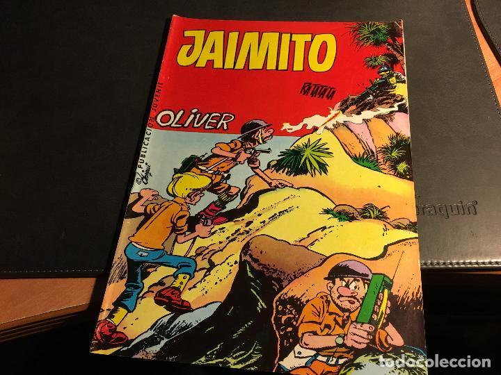 Tebeos: JAIMITO LOTE 67 EJEMPLARES DE LOS ULTIMOS (ORIGINALES VALENCIANA) MUY BUEN ESTADO (COIB122) - Foto 38 - 65798122