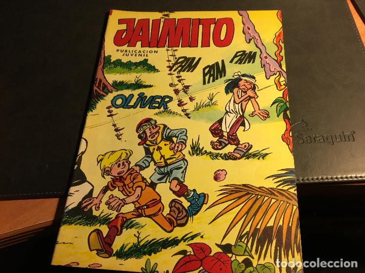 Tebeos: JAIMITO LOTE 67 EJEMPLARES DE LOS ULTIMOS (ORIGINALES VALENCIANA) MUY BUEN ESTADO (COIB122) - Foto 40 - 65798122