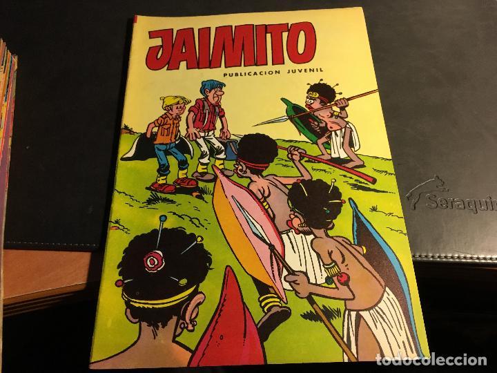 Tebeos: JAIMITO LOTE 67 EJEMPLARES DE LOS ULTIMOS (ORIGINALES VALENCIANA) MUY BUEN ESTADO (COIB122) - Foto 42 - 65798122