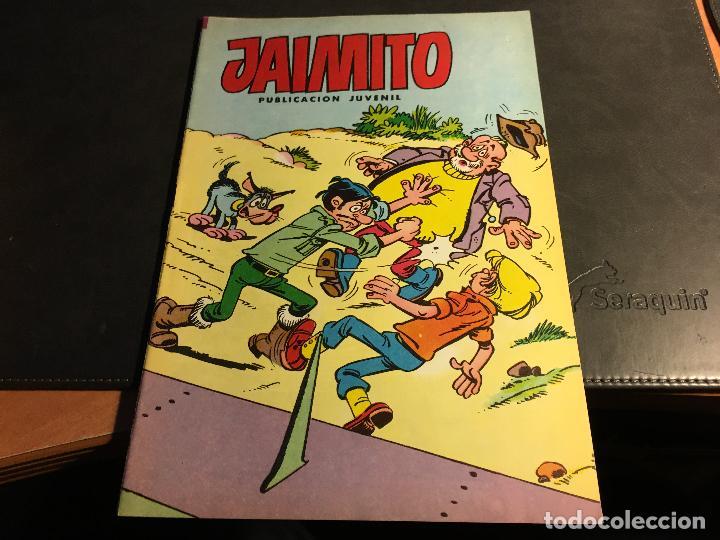 Tebeos: JAIMITO LOTE 67 EJEMPLARES DE LOS ULTIMOS (ORIGINALES VALENCIANA) MUY BUEN ESTADO (COIB122) - Foto 44 - 65798122
