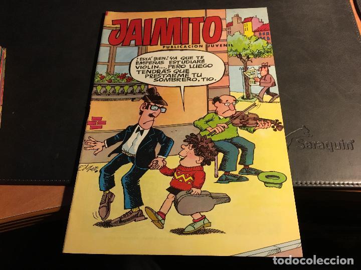 Tebeos: JAIMITO LOTE 67 EJEMPLARES DE LOS ULTIMOS (ORIGINALES VALENCIANA) MUY BUEN ESTADO (COIB122) - Foto 45 - 65798122