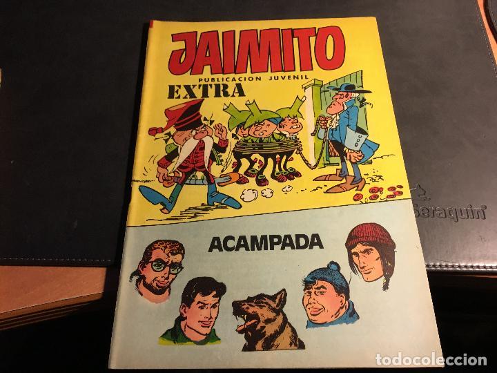 Tebeos: JAIMITO LOTE 67 EJEMPLARES DE LOS ULTIMOS (ORIGINALES VALENCIANA) MUY BUEN ESTADO (COIB122) - Foto 48 - 65798122