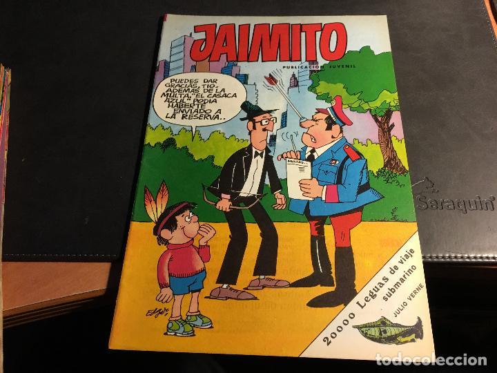 Tebeos: JAIMITO LOTE 67 EJEMPLARES DE LOS ULTIMOS (ORIGINALES VALENCIANA) MUY BUEN ESTADO (COIB122) - Foto 49 - 65798122