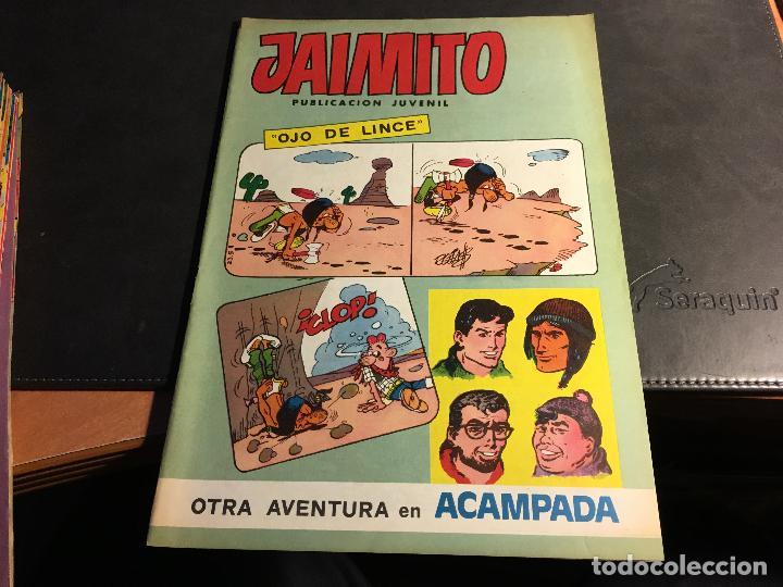 Tebeos: JAIMITO LOTE 67 EJEMPLARES DE LOS ULTIMOS (ORIGINALES VALENCIANA) MUY BUEN ESTADO (COIB122) - Foto 50 - 65798122
