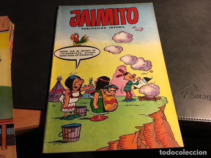 Tebeos: JAIMITO LOTE 67 EJEMPLARES DE LOS ULTIMOS (ORIGINALES VALENCIANA) MUY BUEN ESTADO (COIB122) - Foto 51 - 65798122
