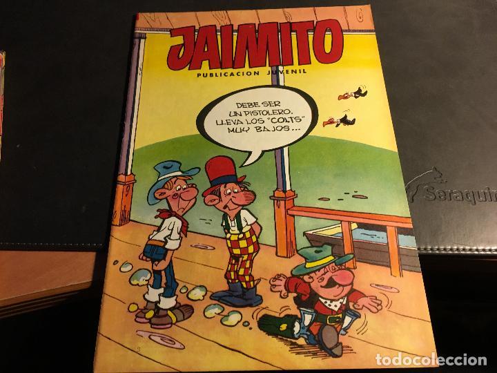 Tebeos: JAIMITO LOTE 67 EJEMPLARES DE LOS ULTIMOS (ORIGINALES VALENCIANA) MUY BUEN ESTADO (COIB122) - Foto 52 - 65798122