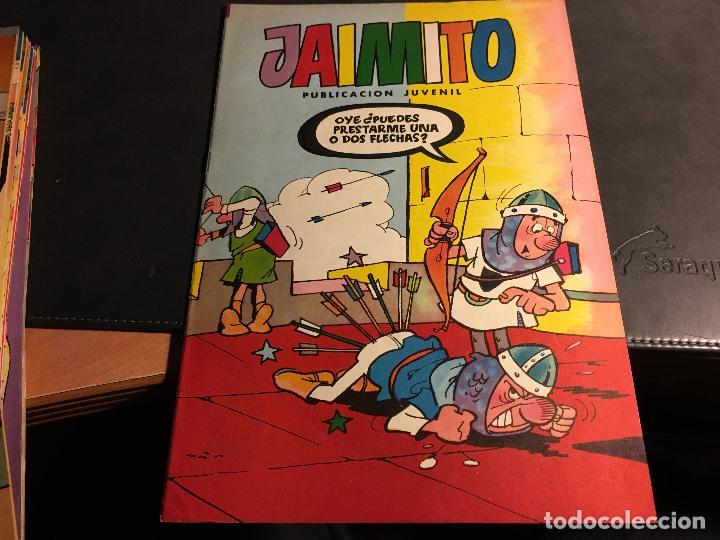 Tebeos: JAIMITO LOTE 67 EJEMPLARES DE LOS ULTIMOS (ORIGINALES VALENCIANA) MUY BUEN ESTADO (COIB122) - Foto 53 - 65798122