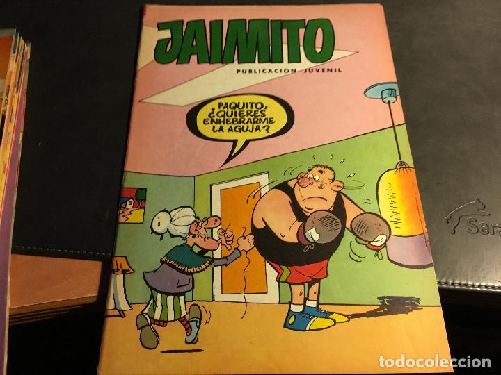 Tebeos: JAIMITO LOTE 67 EJEMPLARES DE LOS ULTIMOS (ORIGINALES VALENCIANA) MUY BUEN ESTADO (COIB122) - Foto 54 - 65798122
