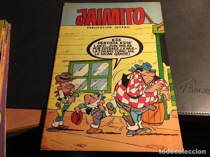 Tebeos: JAIMITO LOTE 67 EJEMPLARES DE LOS ULTIMOS (ORIGINALES VALENCIANA) MUY BUEN ESTADO (COIB122) - Foto 56 - 65798122