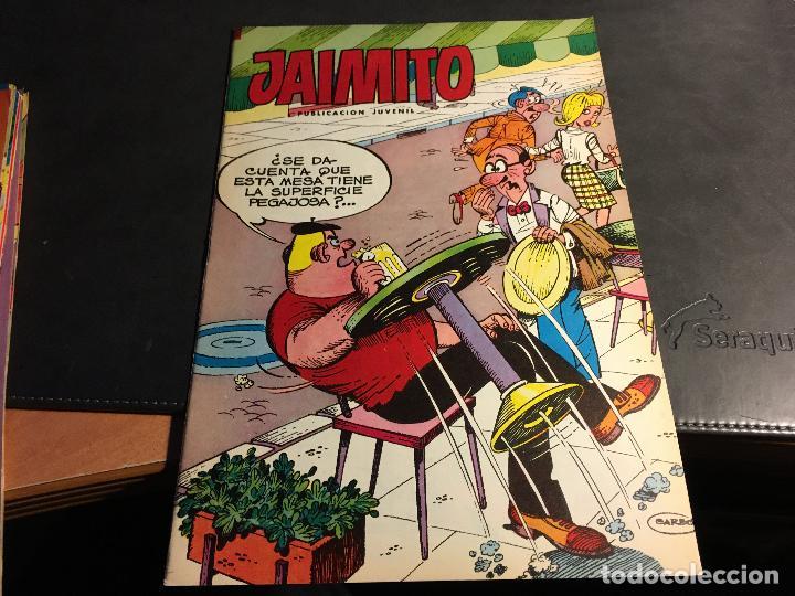 Tebeos: JAIMITO LOTE 67 EJEMPLARES DE LOS ULTIMOS (ORIGINALES VALENCIANA) MUY BUEN ESTADO (COIB122) - Foto 60 - 65798122