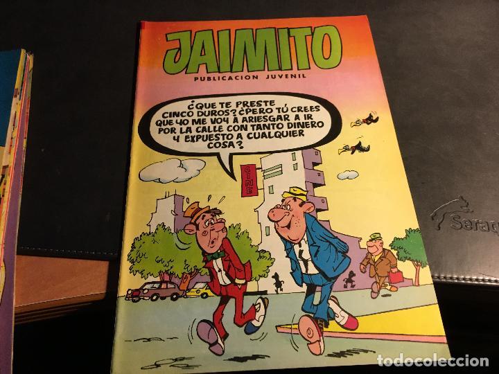 Tebeos: JAIMITO LOTE 67 EJEMPLARES DE LOS ULTIMOS (ORIGINALES VALENCIANA) MUY BUEN ESTADO (COIB122) - Foto 61 - 65798122