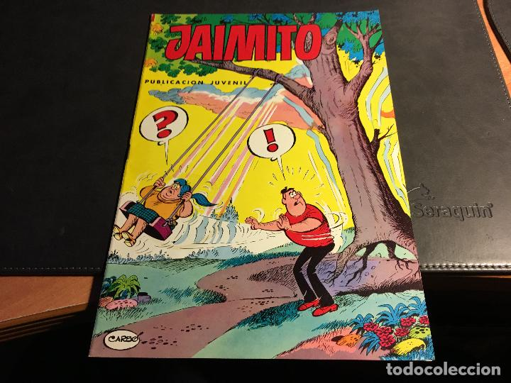Tebeos: JAIMITO LOTE 67 EJEMPLARES DE LOS ULTIMOS (ORIGINALES VALENCIANA) MUY BUEN ESTADO (COIB122) - Foto 67 - 65798122