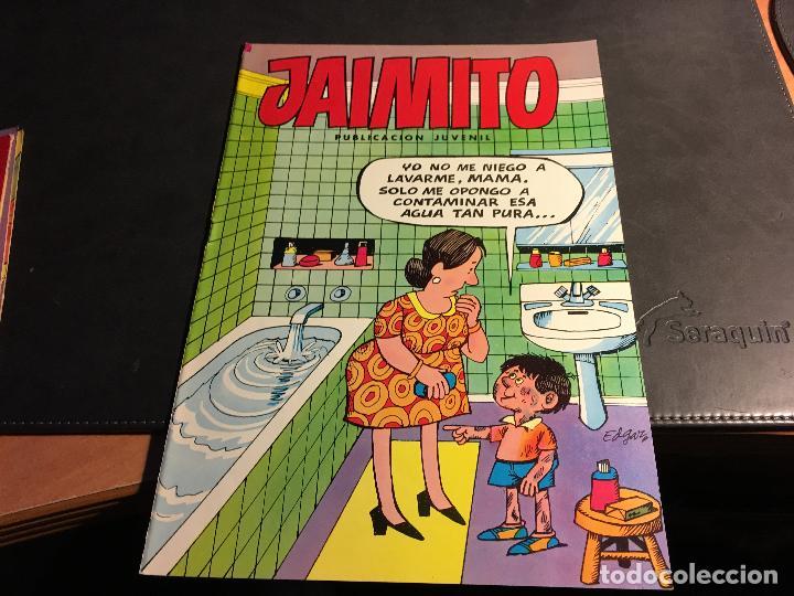 Tebeos: JAIMITO LOTE 67 EJEMPLARES DE LOS ULTIMOS (ORIGINALES VALENCIANA) MUY BUEN ESTADO (COIB122) - Foto 68 - 65798122