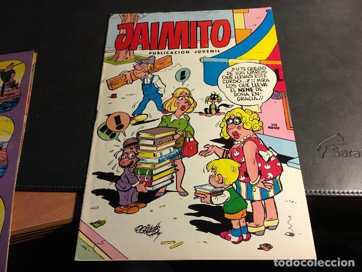 Tebeos: JAIMITO LOTE 67 EJEMPLARES DE LOS ULTIMOS (ORIGINALES VALENCIANA) MUY BUEN ESTADO (COIB122) - Foto 70 - 65798122