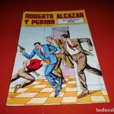 Tebeos: ROBERTO ALCAZAR Y PEDRIN - 2ª EPOCA - Nº 219 - EDITORA VALENCIANA. Lote 65873630
