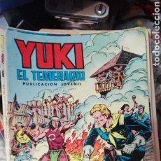 Tebeos: YUKI EL TEMERARIO INVASIÓN INDIA. Lote 65999669