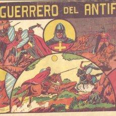 Tebeos: GUERRERO DEL ANTIFAZ Nº1. EDITORIAL VALENCIANA. ORIGINAL. MANUEL GAGO. Lote 66031090