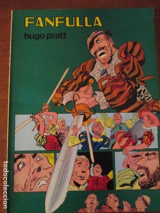 FANFULLA--HUGO PRATT (Tebeos y Comics - Valenciana - Otros)