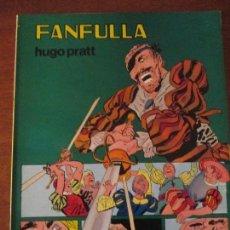 Tebeos: FANFULLA--HUGO PRATT. Lote 66042634