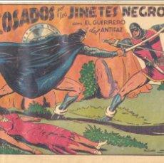 Tebeos: GUERRERO DEL ANTIFAZ Nº36. ORIGINAL. EDITORIAL VALENCIANA. MANUEL GAGO. Lote 66476110