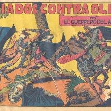 Tebeos: GUERRERO DEL ANTIFAZ Nº39. ORIGINAL. EDITORIAL VALENCIANA. MANUEL GAGO. Lote 66477378