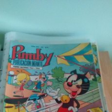 Tebeos: PUMBY Nº 614. VALENCIANA 1969. SANCHIS. IMPECABLE . Lote 66492034