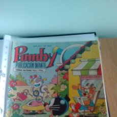 Tebeos: PUMBY Nº 652. VALENCIANA 1970. SANCHIS. . Lote 66495194