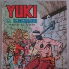 Tebeos: YUKI EL TEMERARIO Nº 13. VALENCIANA, 1976.. Lote 66574234