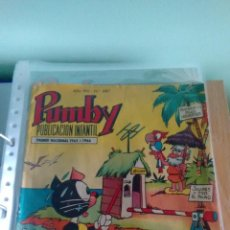 Tebeos: PUMBY Nº 687. VALENCIANA 1970. SANCHIS. . Lote 66641518