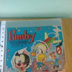 Tebeos: PUMBY Nº 796. VALENCIANA 1973. SANCHIS. IMPECABLE. Lote 66722826