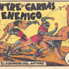 Tebeos: EL GUERRERO DEL ANTIFAZ Nº11. ORIGINAL. EDITORIAL VALENCIANA. MANUEL GAGO. Lote 66766634