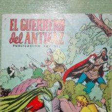 Tebeos: TEBEO DEL GUERRERO DEL ANTIFAZ Nº107 AÑO 1974 CARA A CARA. Lote 66785682