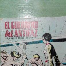 Tebeos: TEBEO DEL GUERRERO DEL ANTIFAZ Nº153 AÑO 1975 EN PODER DEL CAID. Lote 66786594