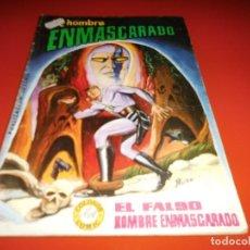 Tebeos: COLOSOS DEL COMIC - EL HOMBRE ENMASCARADO -Nº 4 - EDITORA VALENCIANA. Lote 66862030
