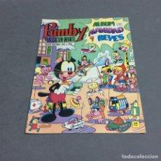 Tebeos: PUMBY ALBUM DE NAVIDAD Y REYES 1971 -ED. EDITORIAL VALENCIANA. Lote 66978226