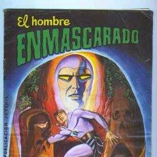 Tebeos: COLOSOS DEL COMIC, EL HOMBRE ENMASCARADO. Nº 4. EL FALSO HOMBRE ENMASCARADO. 1980 VALENCIANA.. Lote 66991922