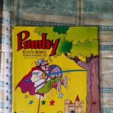 Tebeos: PUMBY Nº 1124. VALENCIANA 1980. KARPA. IMPECABLE. Lote 67054970