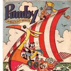 Tebeos: PUMBY (VALENCIANA) Nº 131. Lote 67261149