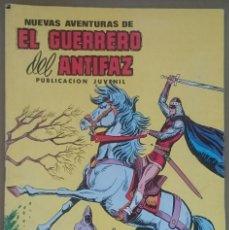 Tebeos: NUEVAS AVENTURAS DE EL GUERRERO DEL ANTIFAZ Nº 61. EDIVAL, 1980.. Lote 67289425