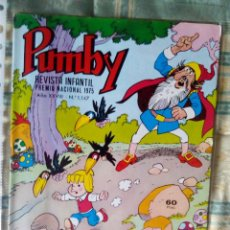 Tebeos: PUMBY Nº 1147. VALENCIANA 1981. KARPA. IMPECABLE. Lote 67332485