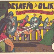 Tebeos: GUERRERO DEL ANTIFAZ Nº10. ORIGINAL. EDITORIAL VALENCIANA. MANUEL GAGO. Lote 67529825