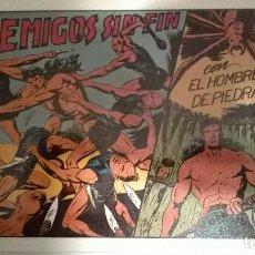 Tebeos: PURK EL HOMBRE DE PIEDRA - SEGUNDO TOMO REEDICION 1986 - NUMEROS 9 AL 16 . Lote 67630177