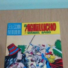 Tebeos: SELECCION AVENTURERA EL AGUILUCHO Nº 33. LOS ENANOS DE LA JUNGLA. VALENCIANA 1982. MANUEL GAGO.. Lote 67643733