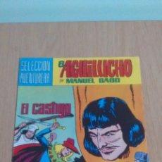 Tebeos: SELECCION AVENTURERA EL AGUILUCHO Nº 37. EL CASTIGO. VALENCIANA 1982. MANUEL GAGO.. Lote 67643809